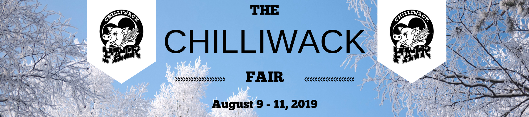 The 147th Annual Chilliwack Fair – under construction